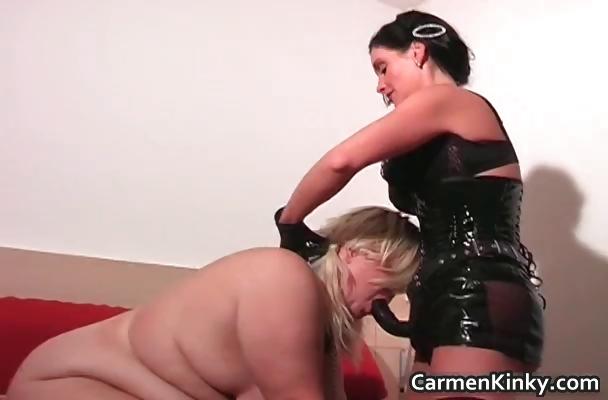 Porn Tube of Sexy Big Tits Carmen In Insane Hardcore Part3
