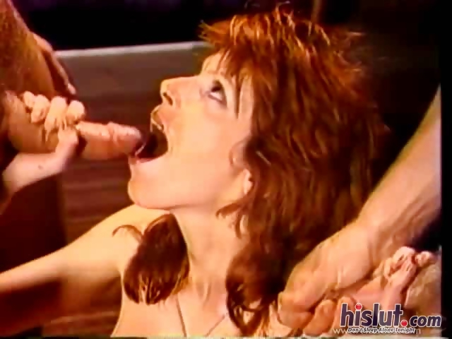 Porn Tube of This Slut Got Sandwiched