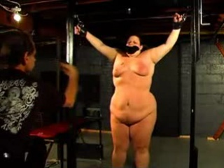 Porno Video of Chubby Amateur Bdsm Tortured