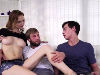 Смотреть порно ролики анал худые