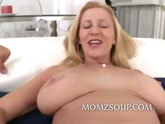 Pierced robot crazy pussy owned by milf is about to get
