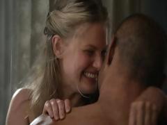 блондинка невеста прозрачных трусиках