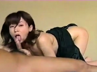 Yui Hatano is a hot Asian milf in amateur POV sex