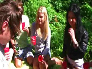 Girls Fucking On Hiking Trip