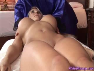 Porn Tube of The Perfect Girl On Girl Massage Session