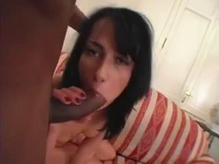 Two Babes Share A Black Cock Swap