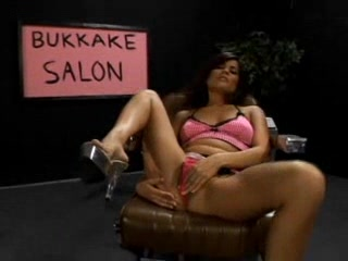 Porno Video of Cum Shampoo Welcome To Salon Bukkake