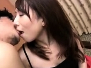 Japanese Amateur MILF Cuffed And Fucked Uncensored