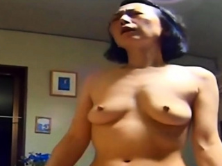 Asian mature hardcore with massage