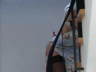 Housemaid Fucks And Eats Jizz