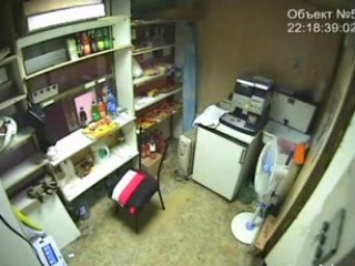 Security Cams Fuck (73) - Service Room