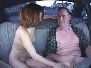 Porno Video of Hot Car Fuck