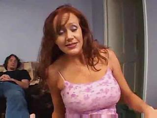 Porno Video of Redhead Mom Proves She's Still A Nympho