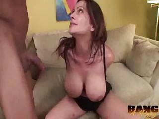 Ava Lauren = Sexy Mom W/ Huge-titties