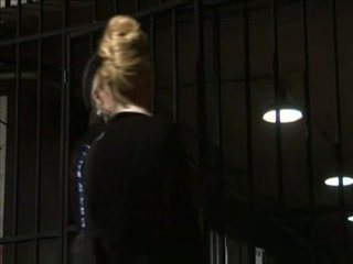 Porno Video of Yasmine In Prison Gets Anal Fucked
