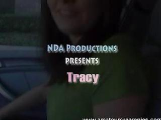 Tracy Creampie