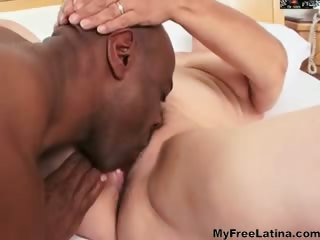 Hairy Granny In Glasses Gets Bbc latina cumshots latin swallow brazilian mexican spanish