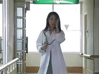 Asian Doctor Fucks Patient