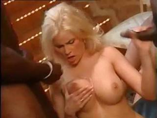 Hot busty babe fucked