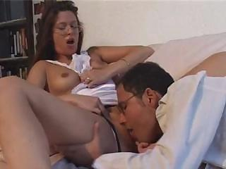 Porno Video of Naughty French Nurses Anal Foursome