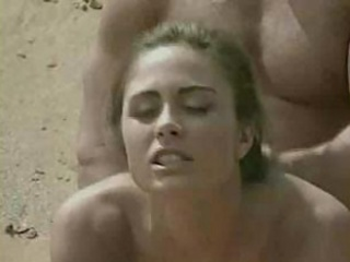 Porno Video of Brunette Getting Laid On Beach