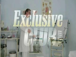 Porn Tube of Misa Visiting Gyno Clinic To Have Pussy Speculum Examined