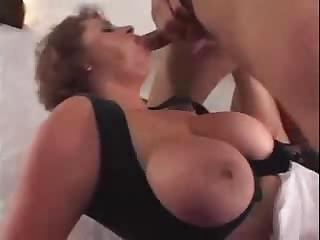 Porno Video of Big Old Lady Needs 2 Cocks