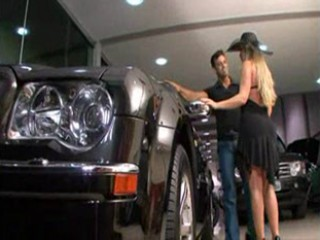 Porno Video of Sex In Car-care Centre
