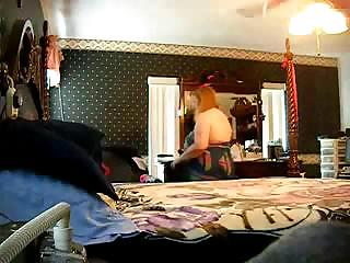 Hidden Cam Of Friends Mom