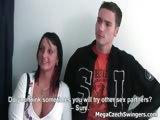 Cute amateur girls love having swinger part4