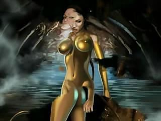 leela amy futurama naked
