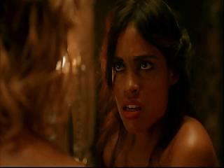 Porno Video of Rosario Dawson Sex Scene With Colin Farrell