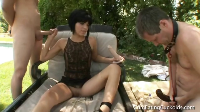 Sex Movie of Perfect Wife Humiliates Cuckold Husband