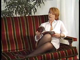 Porn Tube of German Mature With Great Tits