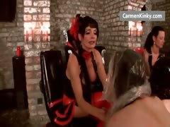 Порно видео начальница лесбиянка