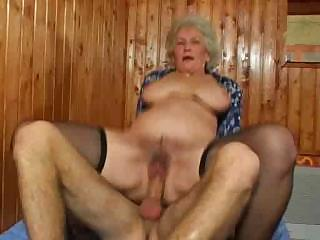 Porn Tube of Grandma Fucked Hard