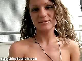 Rikki Gets Pussy Stretched