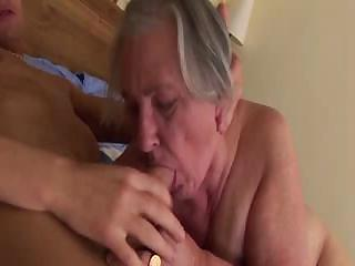 Ancient Granny Still Loves Sex