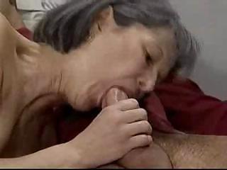 Granny Double Dicked