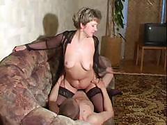 � усское порно мамы и сына