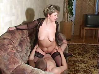 Sex Movie of Russian Mum Valentina Again
