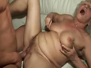 German Granny Sex