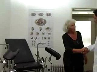 Porn Tube of Granny Norma Works Out On A Sex Machine