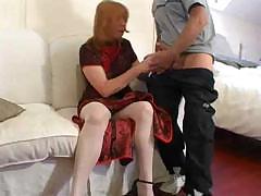 Порно видео со старой бабой