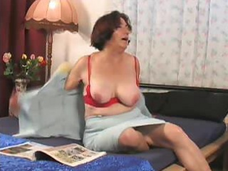 Porno Video of Granny Is Really A Rampant Sexual Goddess