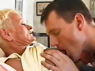 Porno Video of Mature British