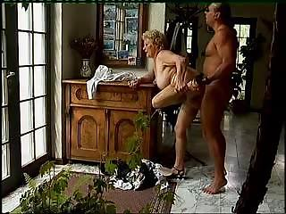 Porn Tube of Gran Enjoys A Good Romp