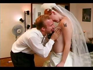 Porn Tube of Virgin Bride Cherry Chase Wedding Night