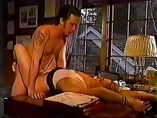 Porno Video of Rebecca Bardoux Tom Byron Office Sex Blonde Vintage Classic
