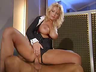 Porno Video of Vivian Schmitt Analed In The Studio